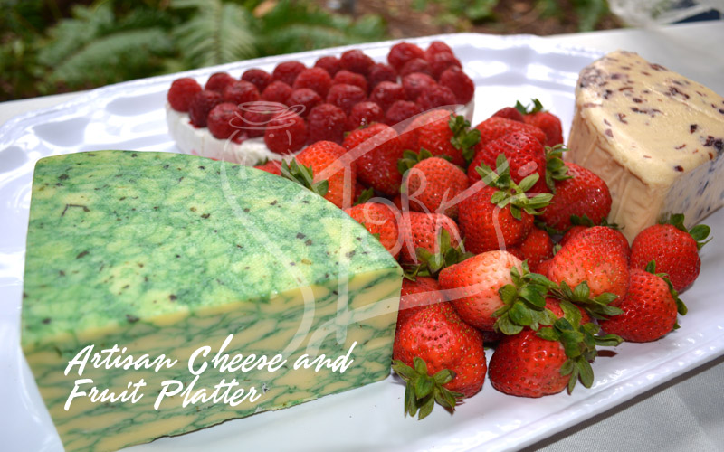 Cheese and Fruit Plates