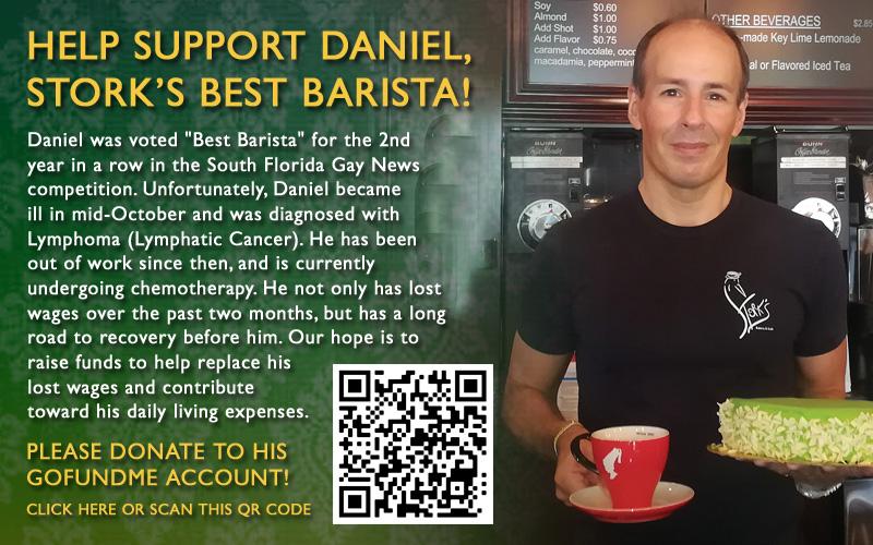 Daniel's Go Fund Me Popup